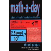 Math-A-Day: A Book of Days for Your Mathematical Year