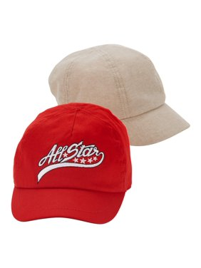 Product Image Wonder Nation Toddler Baseball Cap 2-pack 8268187b2610