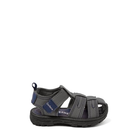 Gerber Toddler Boys Caged Closed Toe Active Sandals
