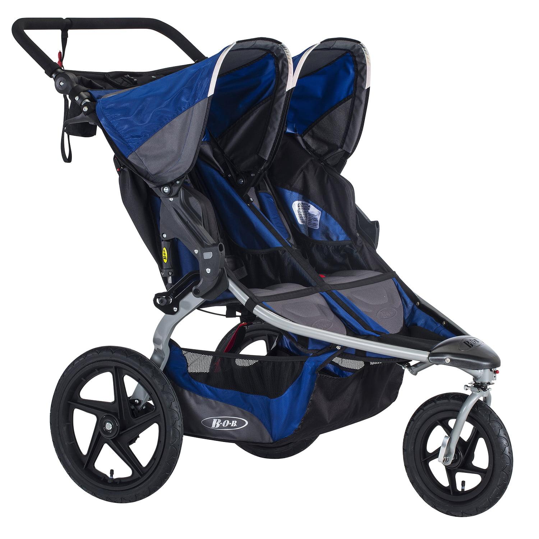 Britax BOB Stroller Strides Duallie Jogging Stroller - Blue