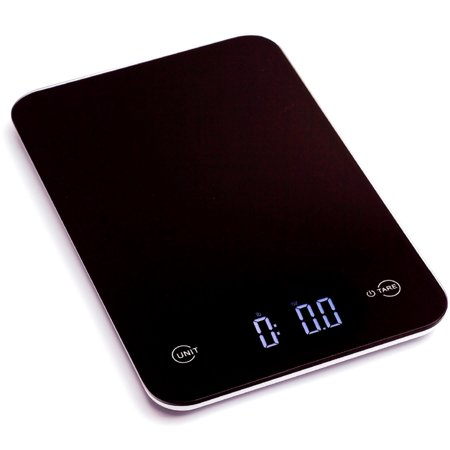 - Ozeri Touch Professional Digital Kitchen Scale (12 lbs Edition), Tempered Glass