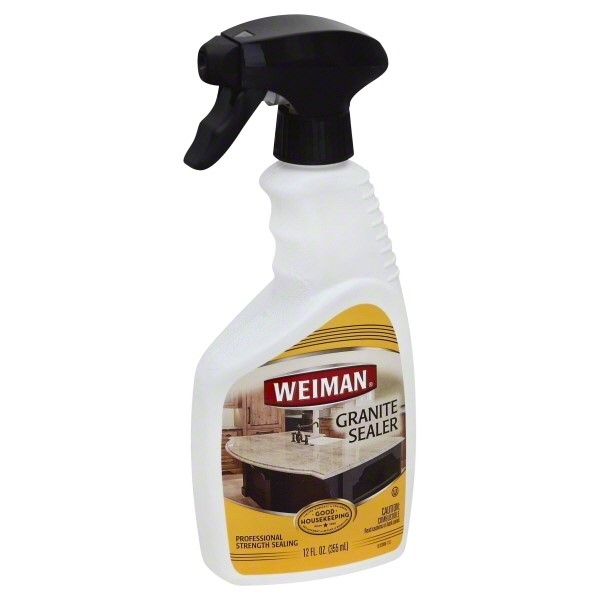 Weiman Granite Sealer, 12 oz