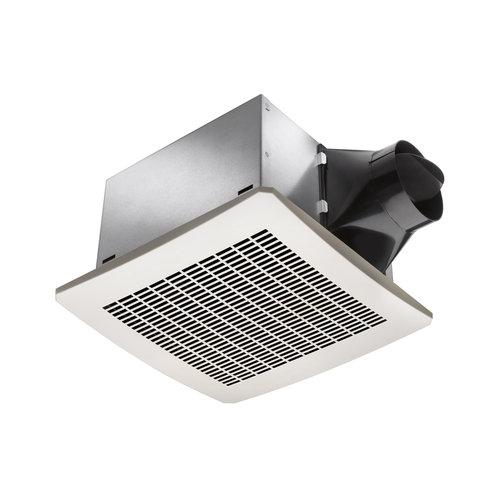 Delta Breez 110 CFM Energy Star Exhaust Bathroom Fan with Humidity Sensor