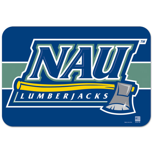 "American Logo Products Northern Arizona Lumberjacks 20"" x 30"" Mat"