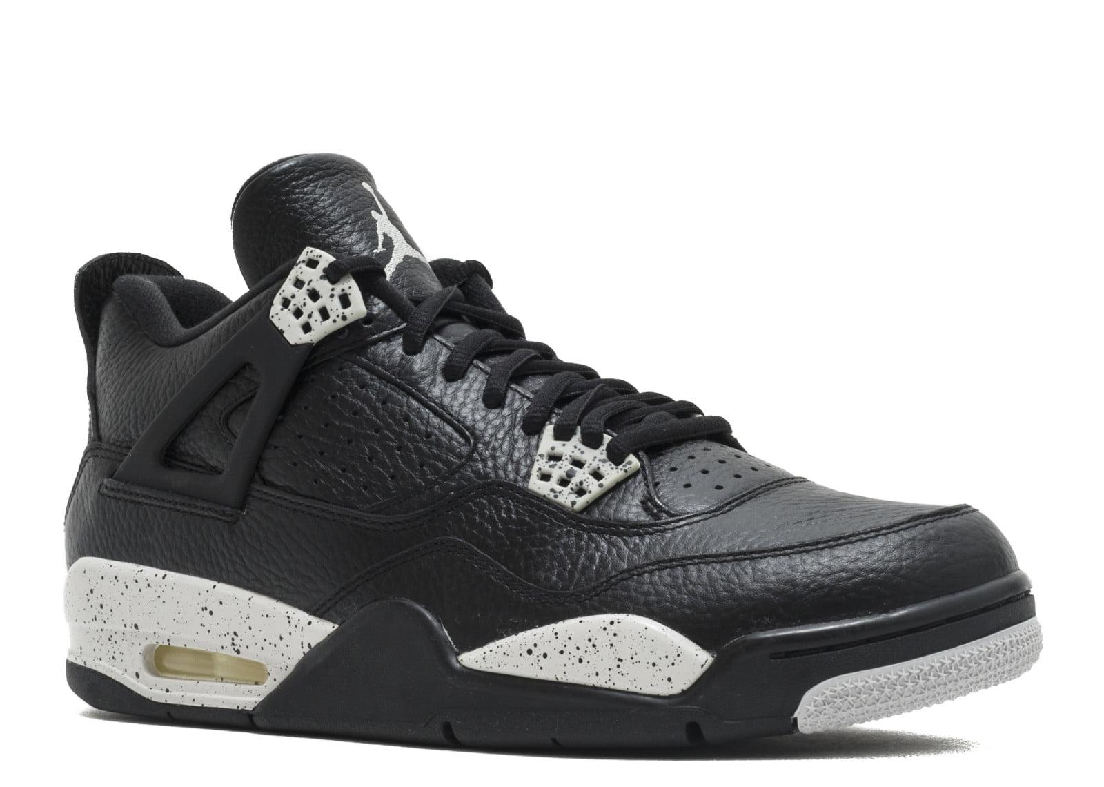 Air Jordan - Men - Air Jordan 4 Retro Ls  Oreo  - 314254-003 - Size 13 aa13eb307