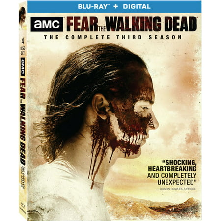 Girl From The Walking Dead (Fear the Walking Dead: The Complete Third Season (Blu-ray +)