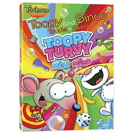 Toopy And Binoo: Toopy Turvy - Toopy Binoo Halloween