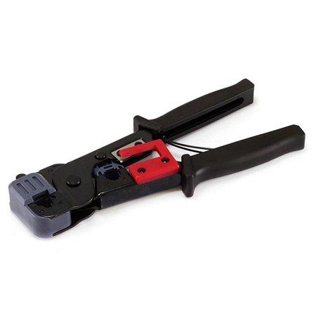 monoprice rj 45 rj 11 modular crimping tool. Black Bedroom Furniture Sets. Home Design Ideas