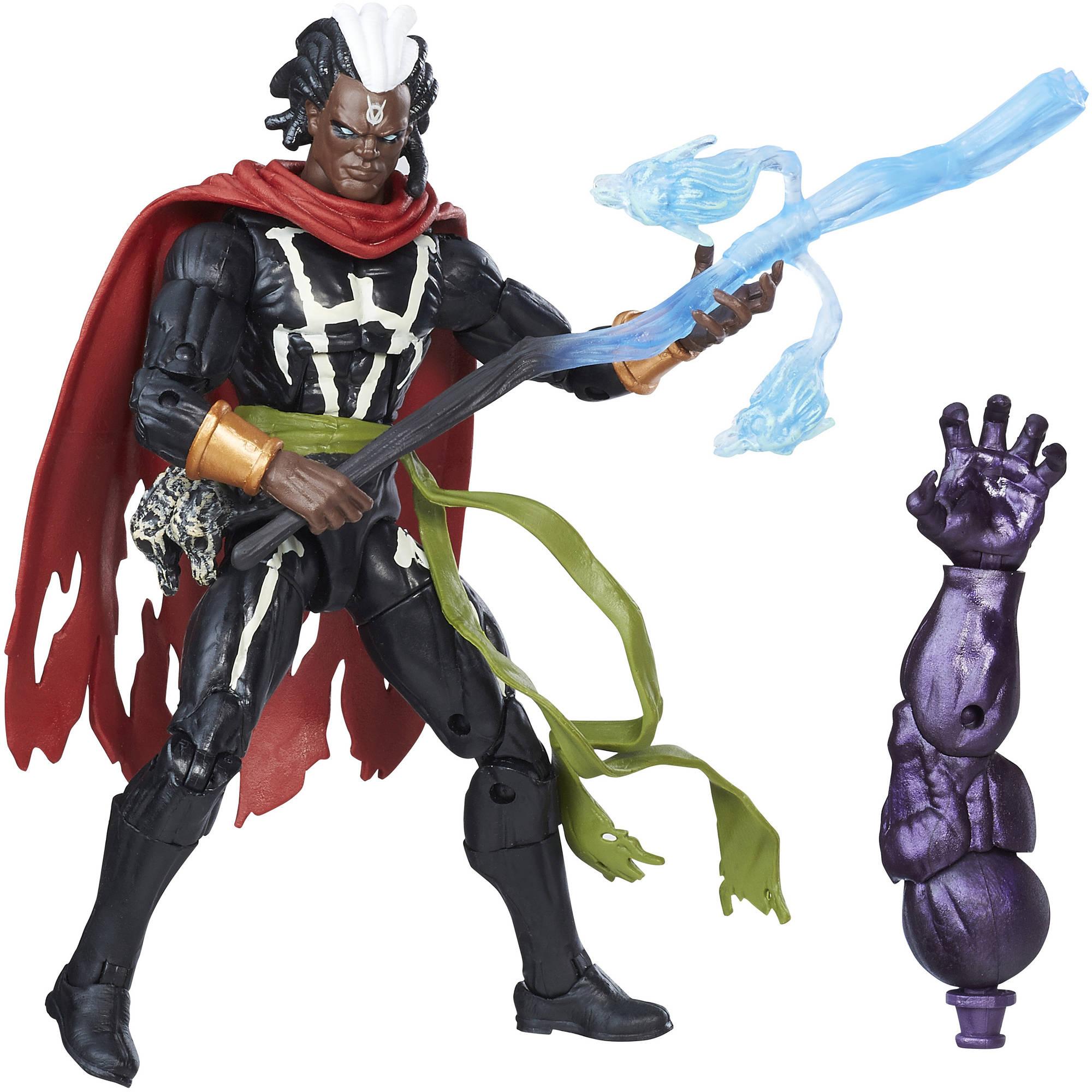 "Marvel 6"" Legends Series Masters of Magic: Marvel's Brother Voodoo"