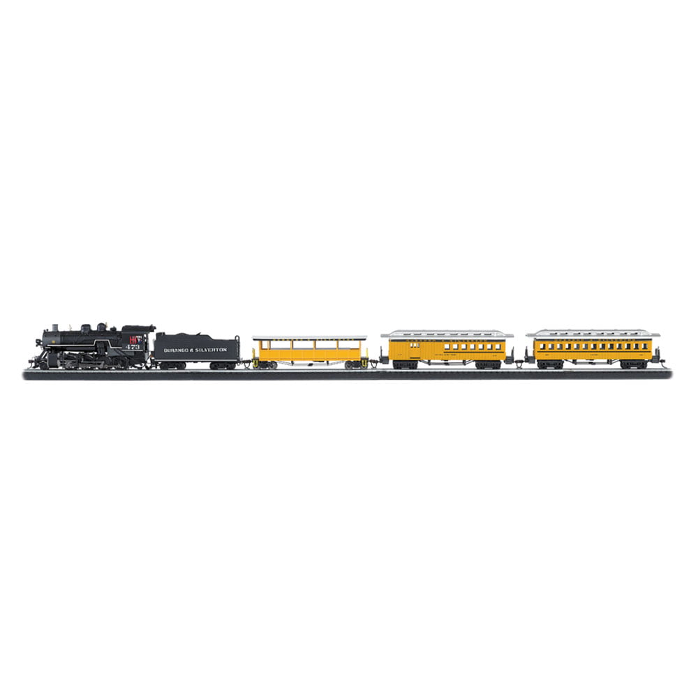 Bachmann Trains Durango & Silverton HO Scale Ready To Run Electric Train Set by Bachmann