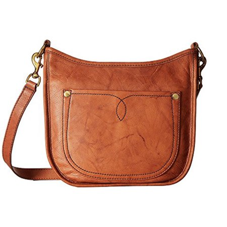 Frye Womens Campus Rivet Crossbody
