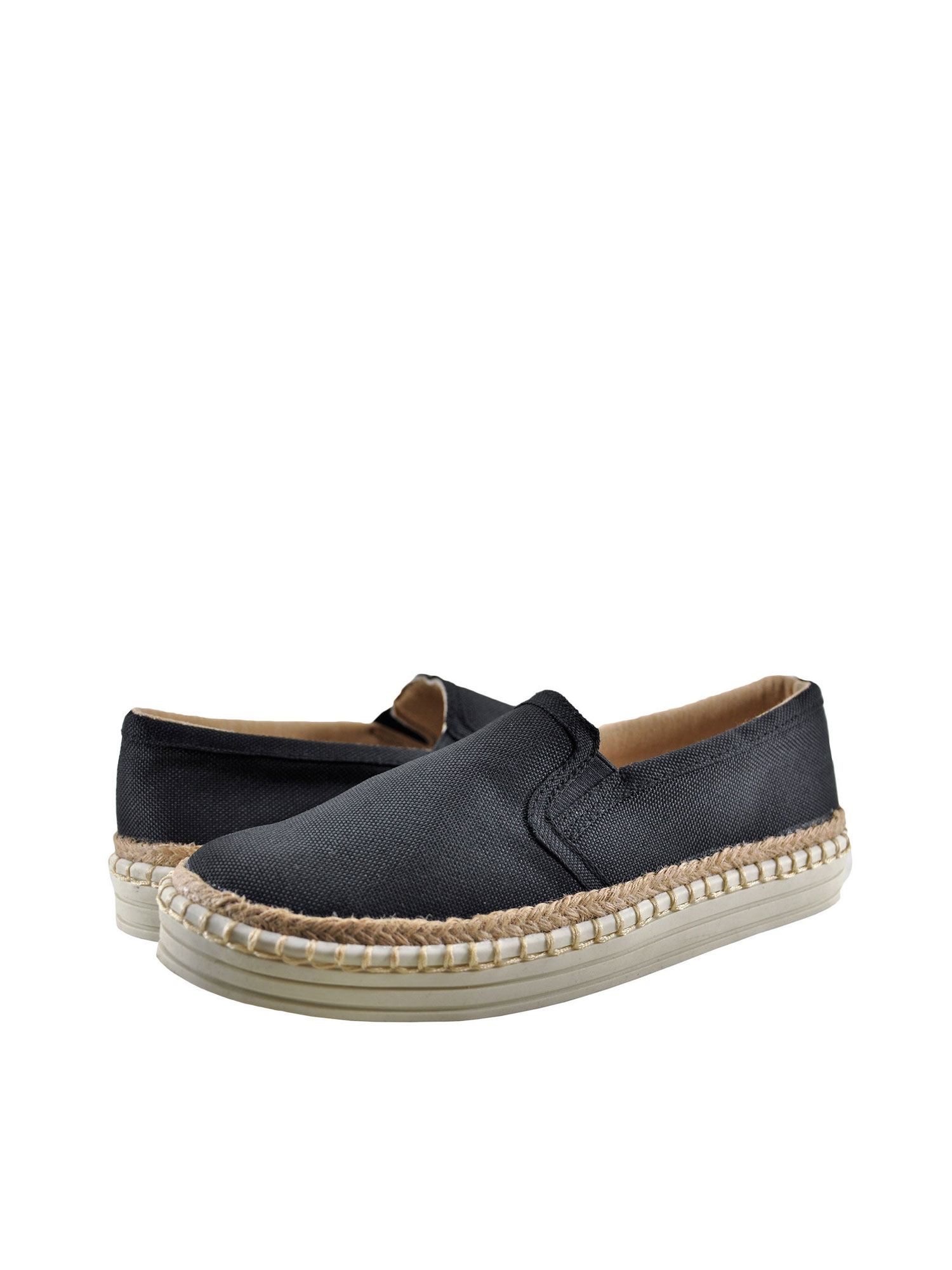 preview of united states latest SODA - Soda Phenix Women's Espadrilles Slip On Loafer - Walmart.com
