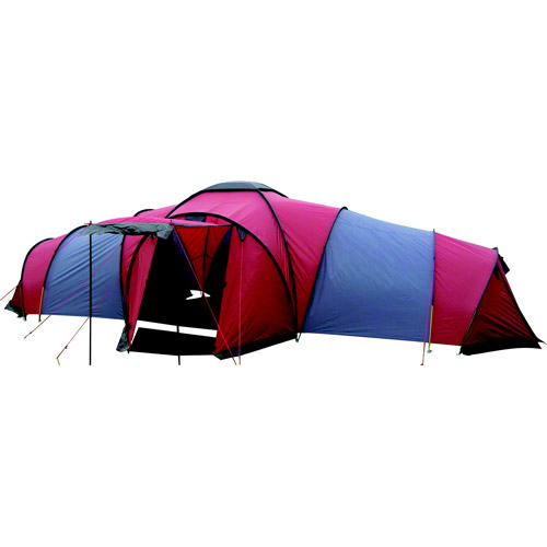 Ozark Trail Tundra Plus 9-person 3 Room Dome Tent