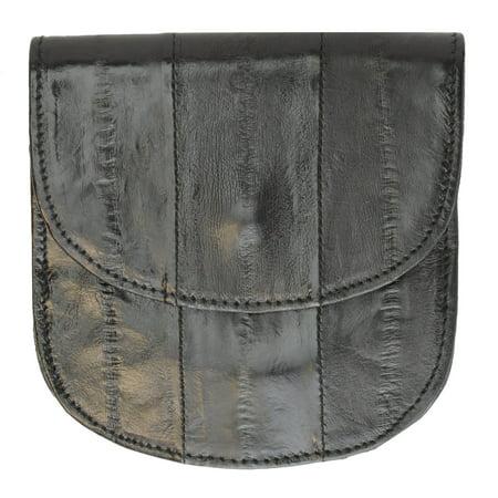 Ladies Eel Skin - Eel Skin Leather Ladies Mini Wallet E 505