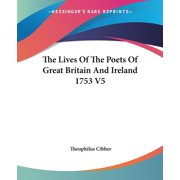 The Lives of the Poets of Great Britain and Ireland 1753 V5
