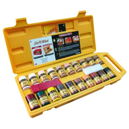 Fastcap Wax Kit (Fastcap Fcwaxkit Soft Wax Kit)