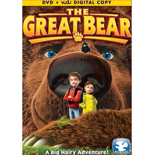 The Great Bear (DVD + Digital Copy) (Walmart Exclusive)