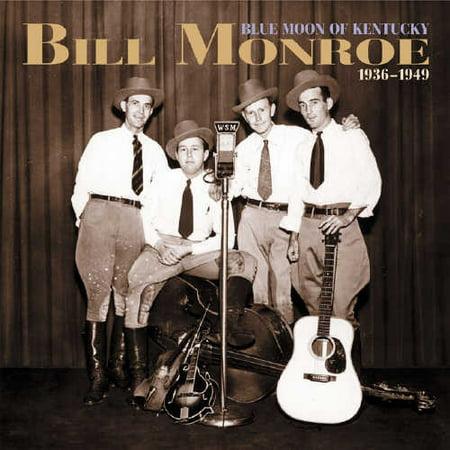 Blue Moon of Kentucky 1936-49 (CD)