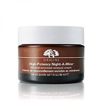 Origins High-Potency Night-A-Mins Mineral-enriched Renewal Cream, Travel Size, 1 Oz