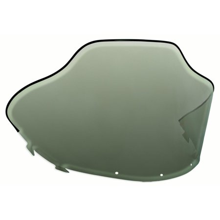 Kimpex Snowmobile Windshield Front - Polaris - Polycarbonate OEM# 2872562 Smoke  #274883