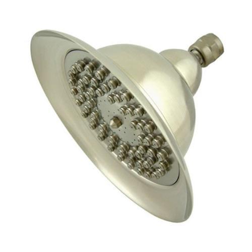 Kingston Brass Vintage Bell 6-inch Satin Nickel Shower Head
