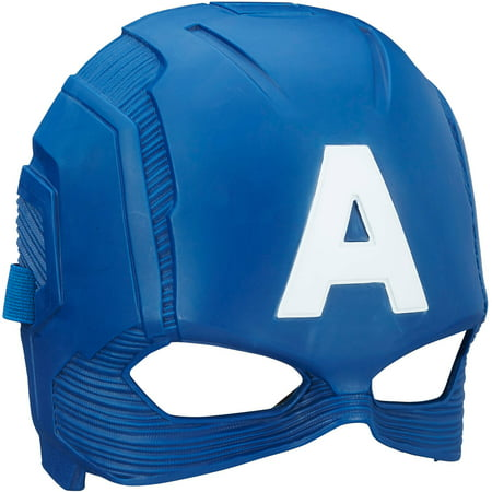 Marvel Captain America: Civil War Captain America Mask (Captain America Girl Mask)