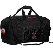 Los Angeles Angels Roadblock Duffle Bag - Black - No Size