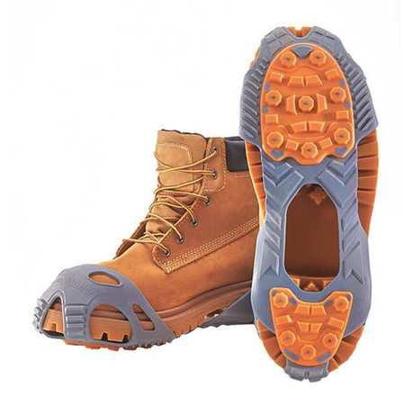WINTER WALKING JD6610-L Ice Cleats,Unisex,Size L,PR G2087185