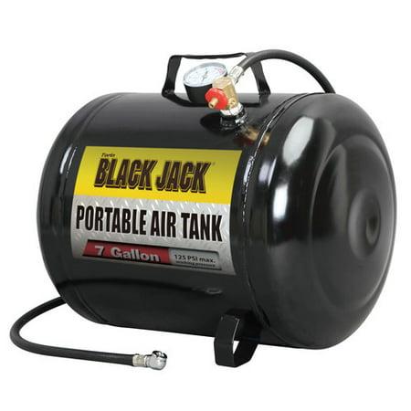 Torin Black Jack Professional Series 7 Gallon Portable Air ...