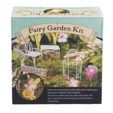 Image of GARDEN FAIRIES KIT