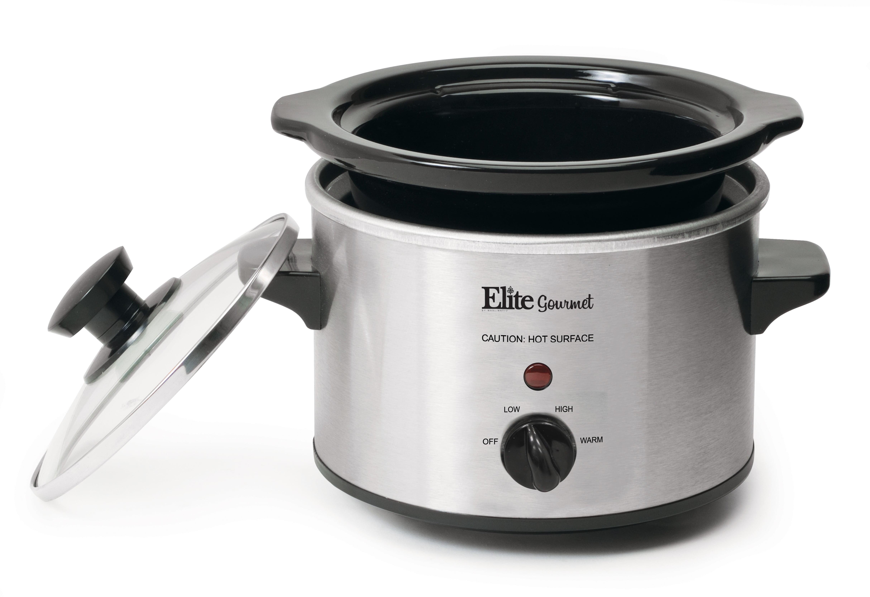 Elite Gourmet 15 Qt Slow Cooker