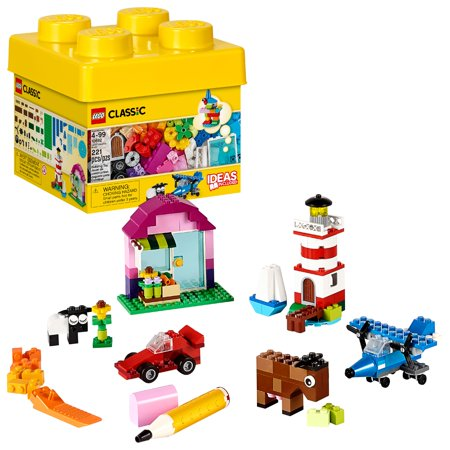 LEGO Classic Small Creative Bricks 10692 Building