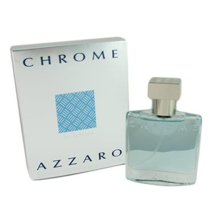 Azzaro Chrome for Men 1.0 oz EDT Spray