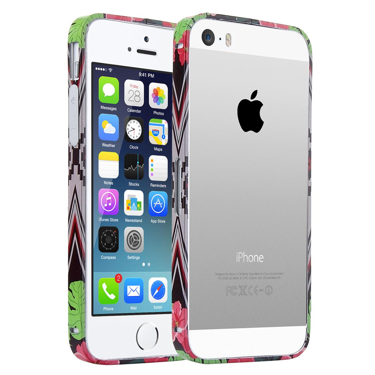 Iphone 5s Case Iphone 5 5s Se Bumper Case Ulak Slim Aluminum Metal