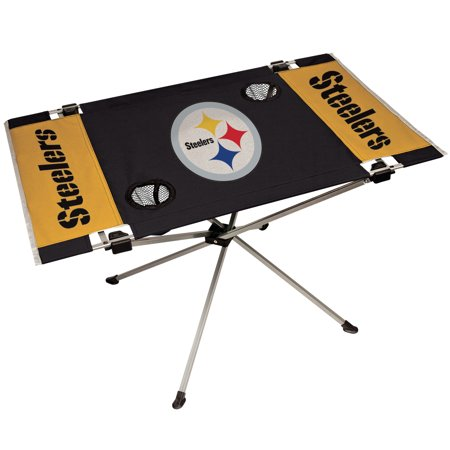 Pittsburgh Steelers End Zone Table - No Size