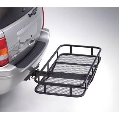 SURCO Hauler Basket Rack, 24 inch x 60 inch Basket, 2in R...