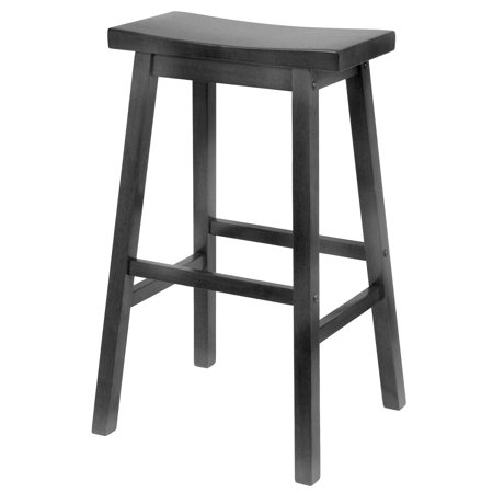 Winsome Wood Satori Saddle Seat Stool 29