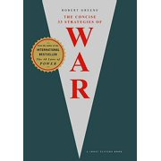 The Concise 33 Strategies of War (The Robert Greene Collection) (Paperback)