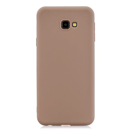For Samsung J4 PLUS Lovely Candy Color Matte TPU Anti-scratch Non-slip Protective Cover Back Case Color:10 - image 6 of 8