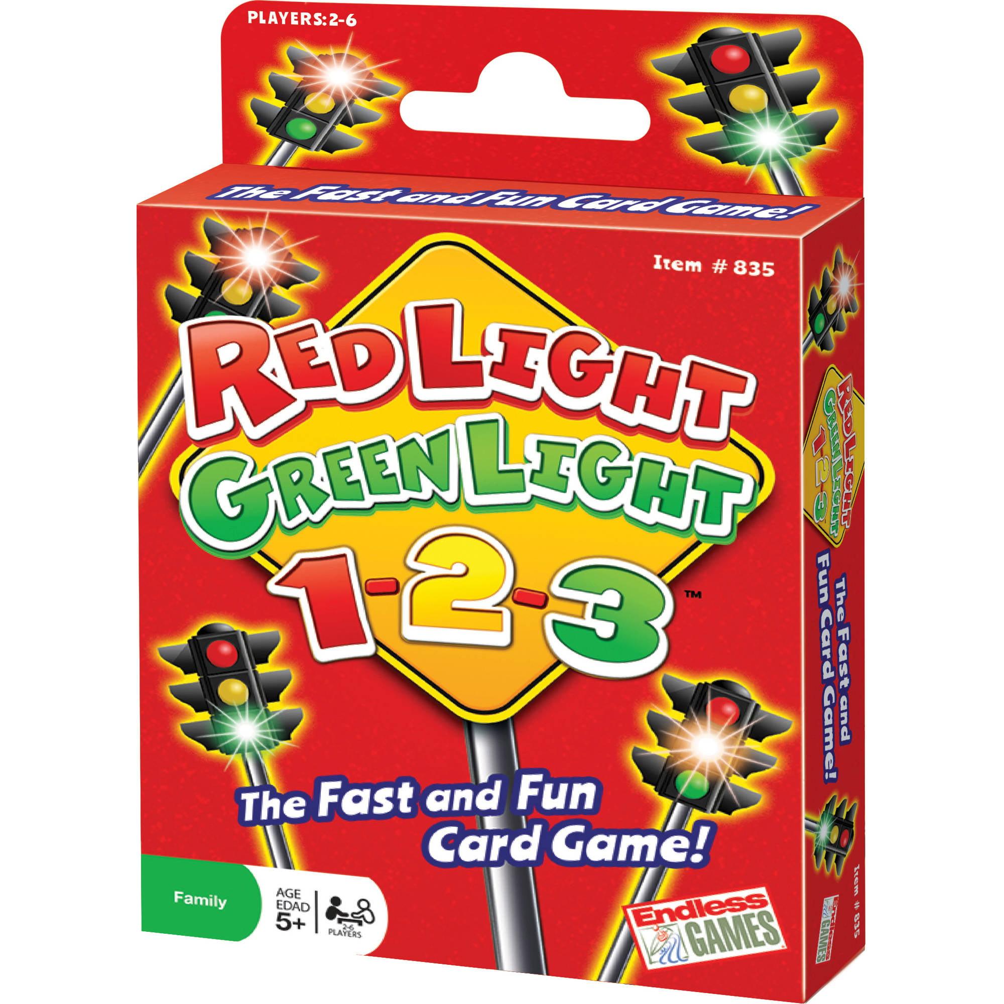 Red Light, Green Light, 1-2-3