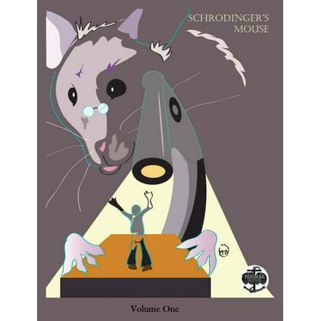 Schrodinger's Mouse Sci Fi Volume I - eBook