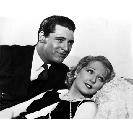 Thelma Todd Couple Picture in Classic Photo Print (Couple Photo)