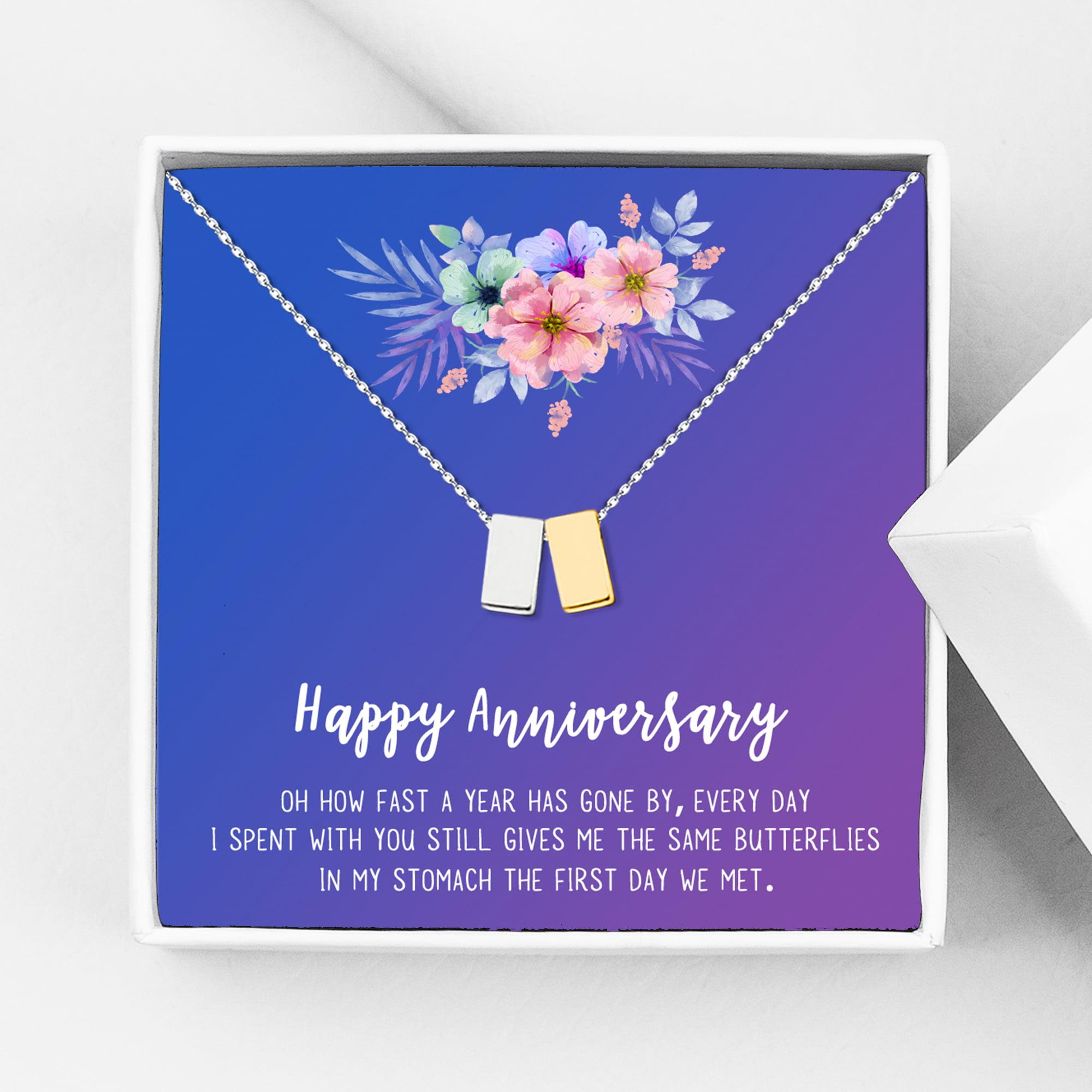 anavia  anavia happy anniversary gift necklacewedding