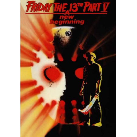 Friday the 13th Part 5 New Beginning POSTER (27x40) (1985) (Style