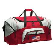 American Flag Duffel Bag or American Flag Luggage