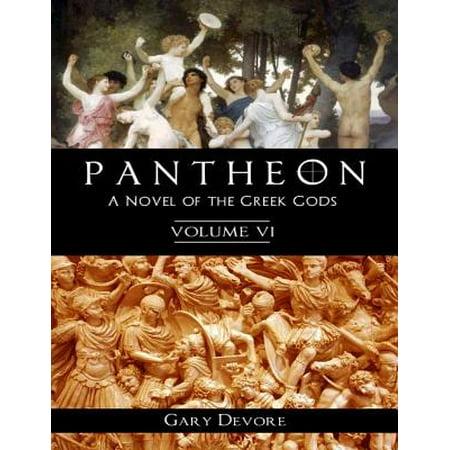 Pantheon – Volume 6 - eBook
