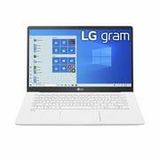 LG gram 14 inch Ultra-Lightweight Laptop with 10th Gen Intel Core Processor w/Intel Iris Plus - 14Z90N-U.ARW5U1