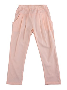 Girls' Pants with Lace Accents RH0289