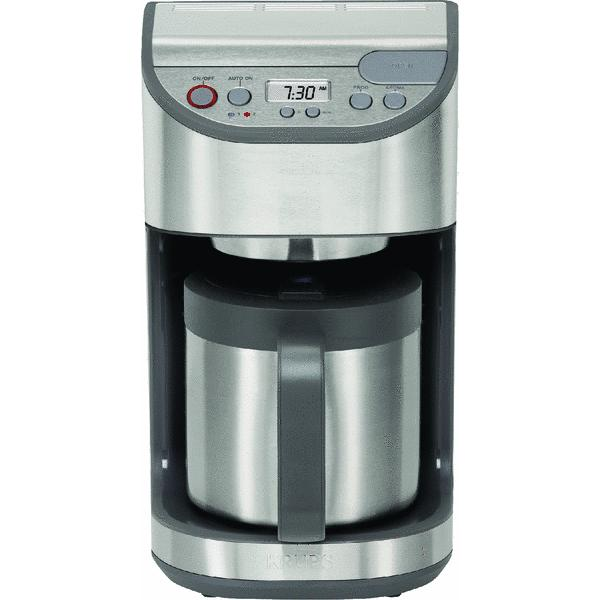 Cuisinart DCC-1150BKFR 10 Cup Thermal Coffee Maker Black (Certified Refurbished) - Walmart.com