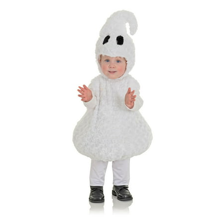 Ghost Costumes For Toddlers (Toddler Ghost Costume by Underwraps Costumes 25819, Extra)